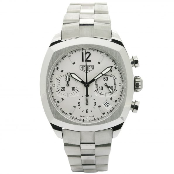 Tag Heuer Monza CR2111 Chronograph 38mm Automatic Watch