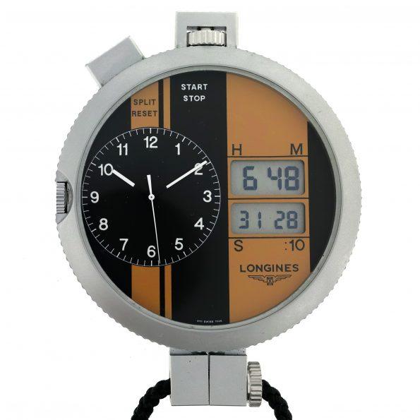 Longines DIGI ANA Chronograph, Ref 7005
