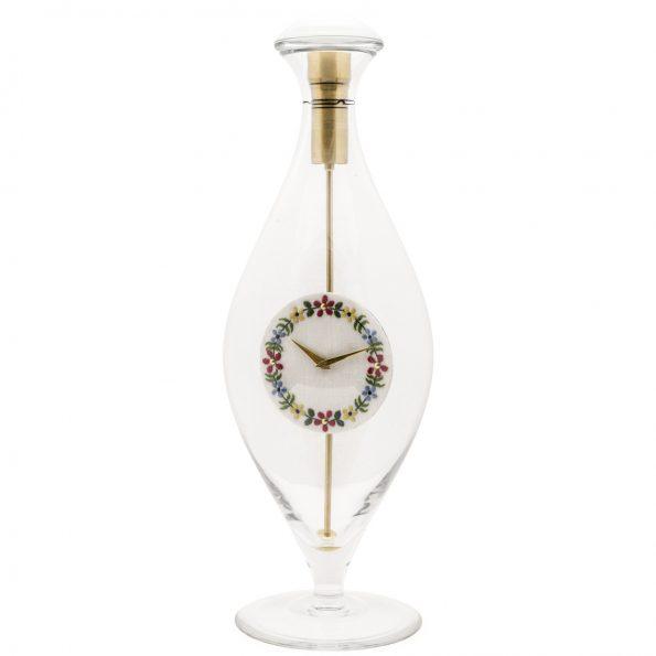 Svend Andersen Clock in the bottle
