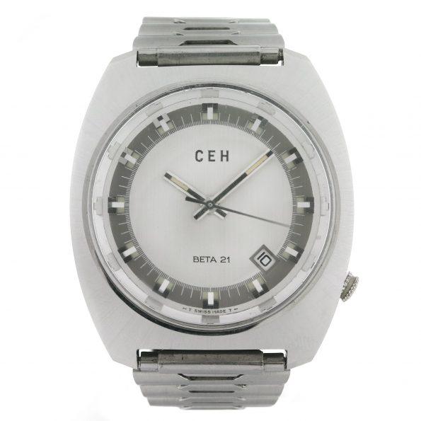 CEH, Beta 21 by Longines, ref. 8444-1