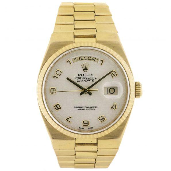 Rolex Oysterquartz Day-Date, Ref 19000