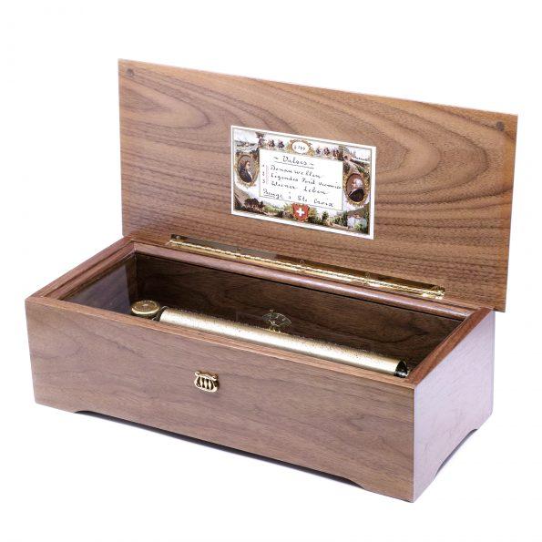 Reuge Music Box 144/3, Valses