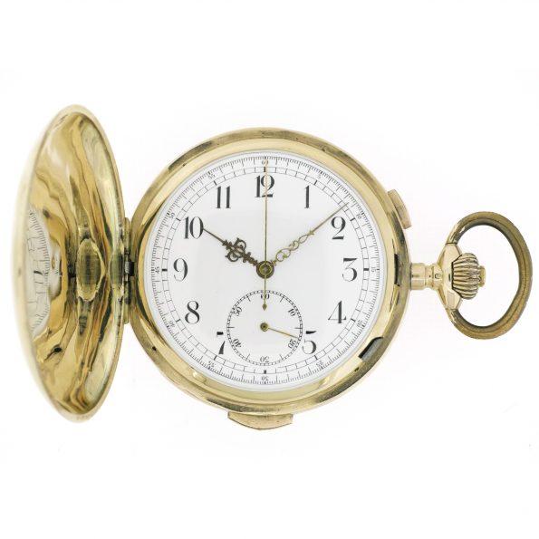 Invicta 1/4 Repeater & Chronograph