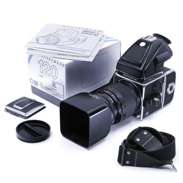 Hasselblad 503CX, 120mm, PME45