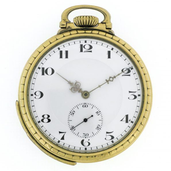 Minute Repeater Pocket Watch