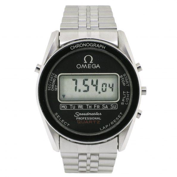 Omega Speedmaster Quartz LCD, Cal. 1620, Ref. 186.0004