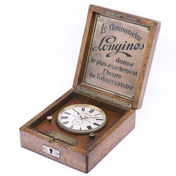 Longines Chronometer, Cal. 21.29