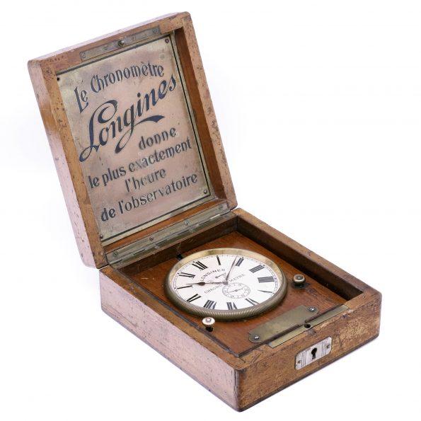 Longines Marine Observatory Chronometer, Cal. 21.29