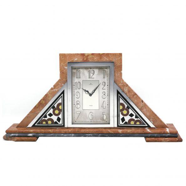 Omega Art Deco Clock, Ref. 52.103