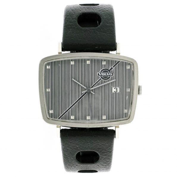 Volvo Radiator Grille 18K White Gold Watch by Bueche Girod