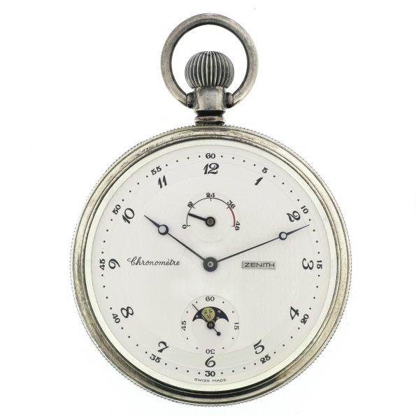 ZENITH Deck Chronometer 5011K