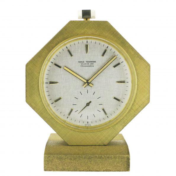 Ecole Technique, Vallee de Joux, Chronometer