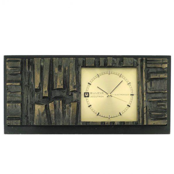 BULOVA Accutron Electronique Clock