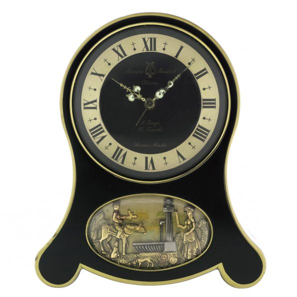 Reuge/Arnex Automaton Musical Clock