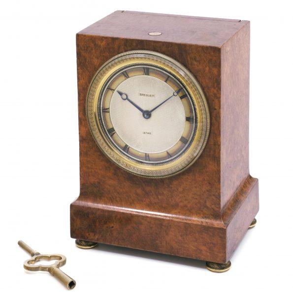 Breguet 8 Days Hour Repeater Carriage Clock