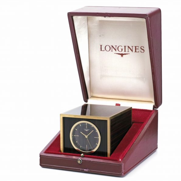 Longines Observatory Competition Electronic Chronometer, Cal. 800