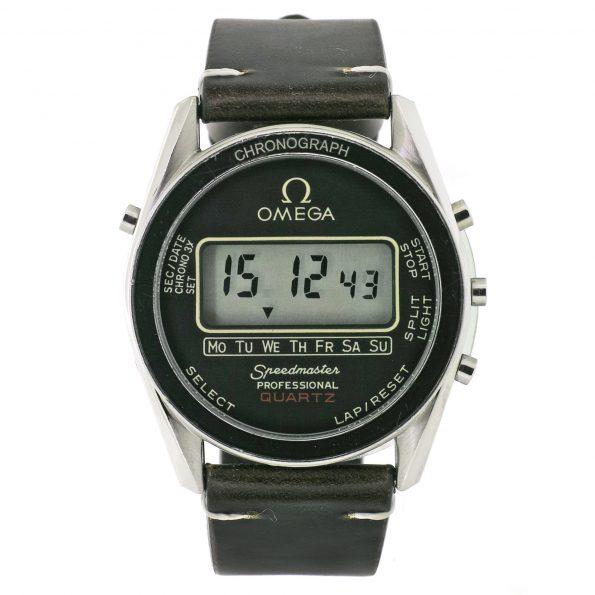 Omega Speedmaster Professional LCD Quartz Watch, Ref. 186.0004