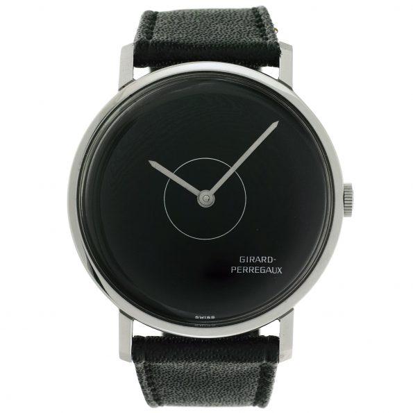 34 mm Girard-Perregaux dress wristwatch, Ref. 9614 KA