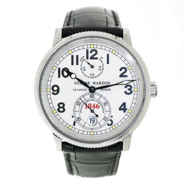 Ulysse Nardin Marine Chronometer, Ref. 263-22