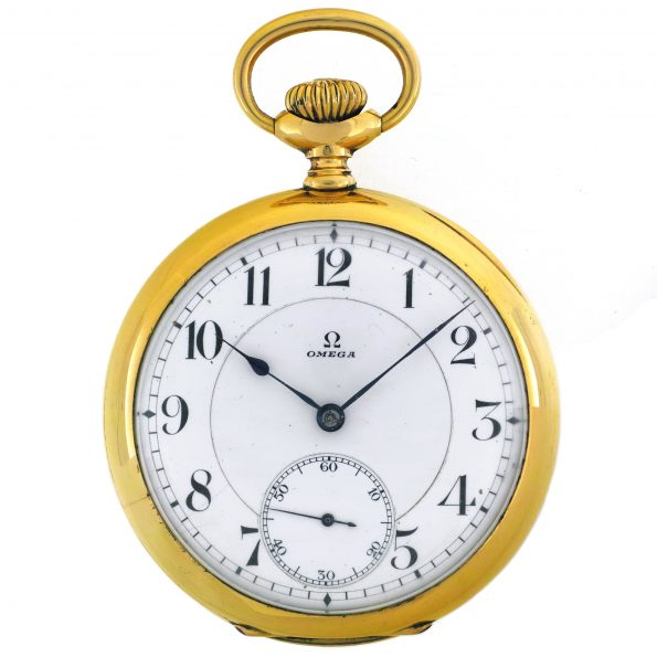 Omega Grade DDR Observatory Chronometer