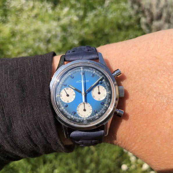 Jaeger-LeCoultre Chronograph, Ref. E 2644