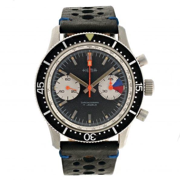 HEMA Yachting chronograph, Ref. 90855
