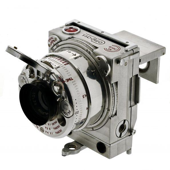 LeCoultre Compass 35mm Camera, 1930s