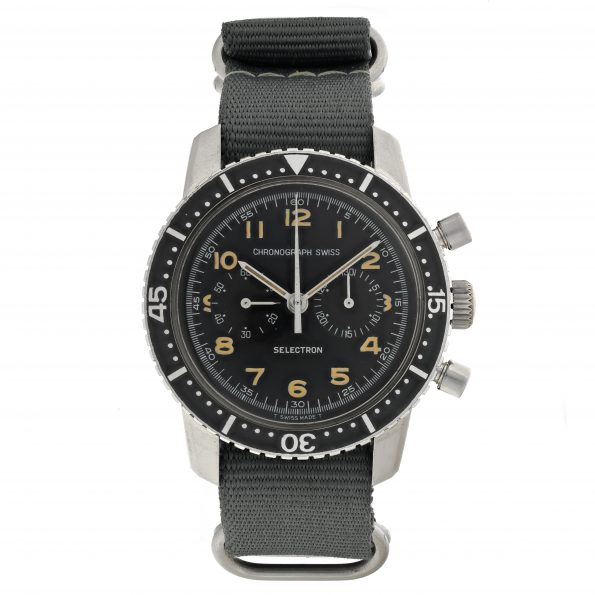 Chronograph Suisse SELECTRON, Ref. 817