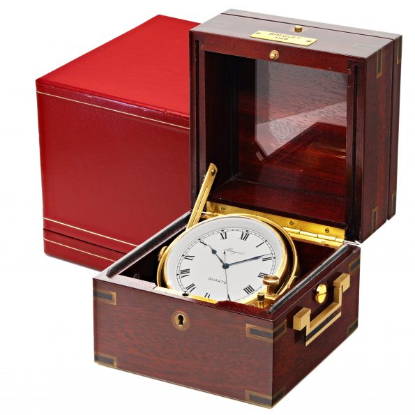 BREGUET Marine Chronometer, No. 1128
