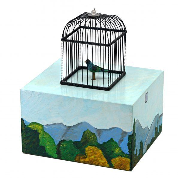 REUGE Singing Bird, Ref. AXT.92.6891.000